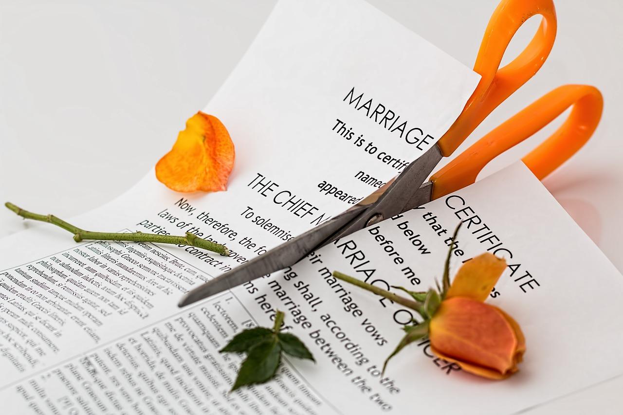 образец искового заявления о расторжении брака